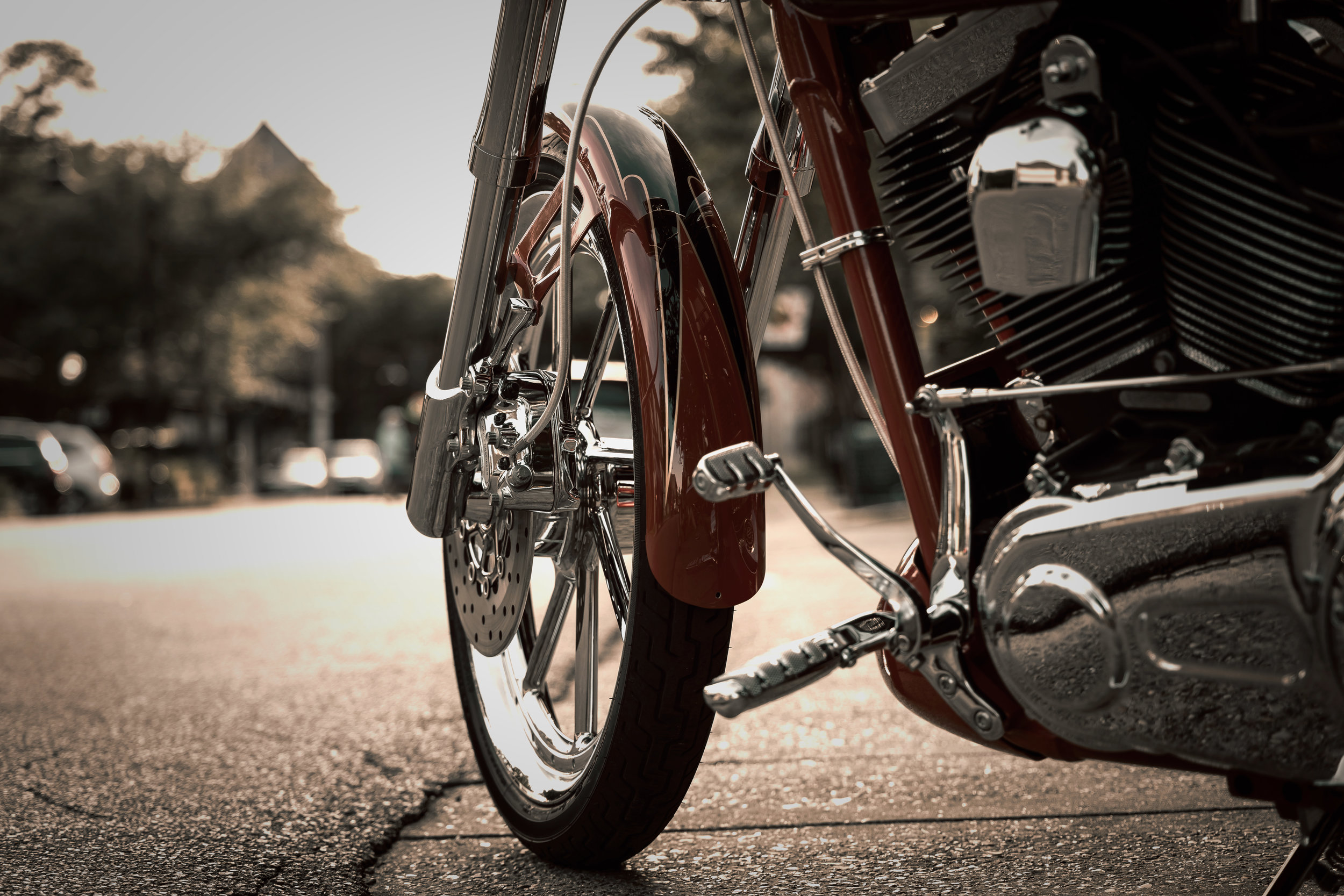 MOTORCYCLES -