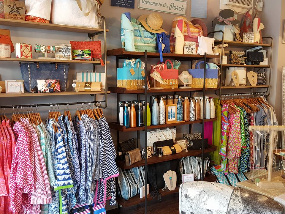 Fashion - Fashion is our passion and at Quartet, you will find an array of on-trend pieces to achieve any look you desire. We have a diverse collection of apparel, including dresses, tops, jeans, novelty pants, sweaters, and a variety of outerwear. Complete your look with our fabulous selection of handbags, fashion jewelry, and other personal accessories. Our experienced stylists are knowledgeable about our product lines and will help you find the perfect outfit and accessories to look and feel your best!