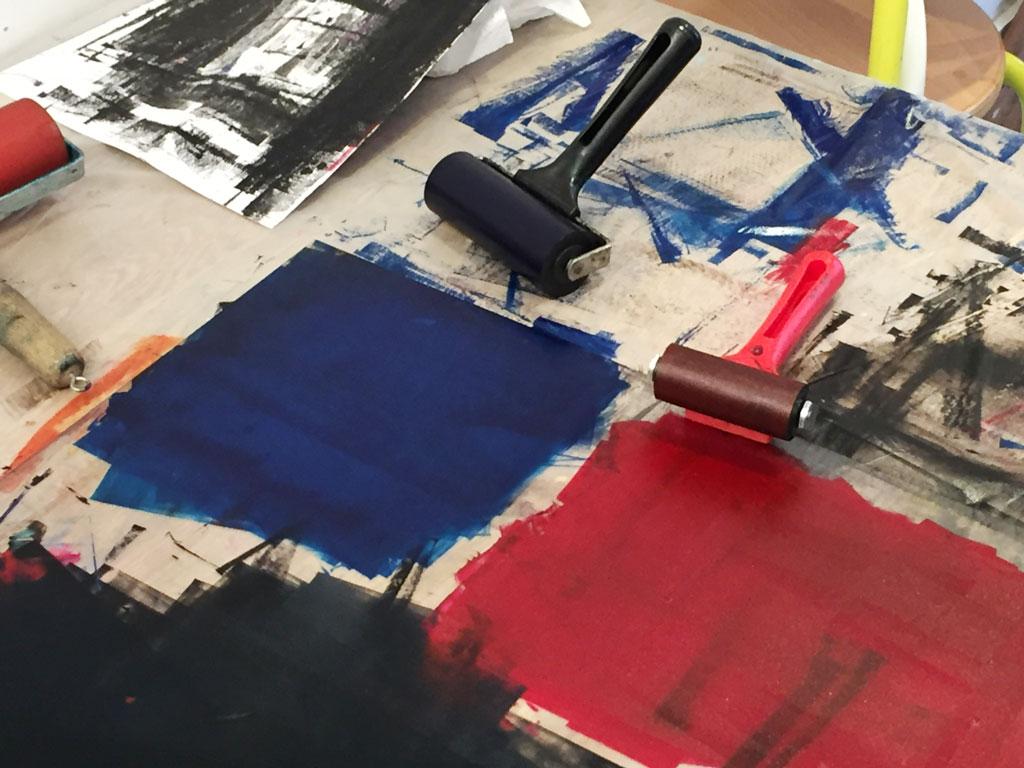 Gravure - Les techniques de gravure et d'impression, autour du dessin et de l'illustration.Plus d'infos ❯