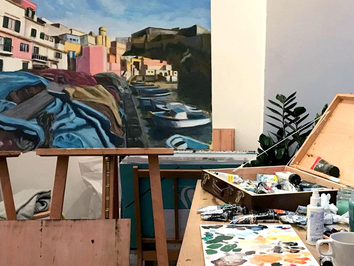 Paysage - La représentation de paysages et d'environnements, de la perspective à la couleur, en dessin et en peinture !