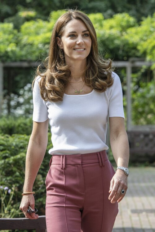 The Duchess of Cambridge in Battersea Park — Royal Portraits Gallery