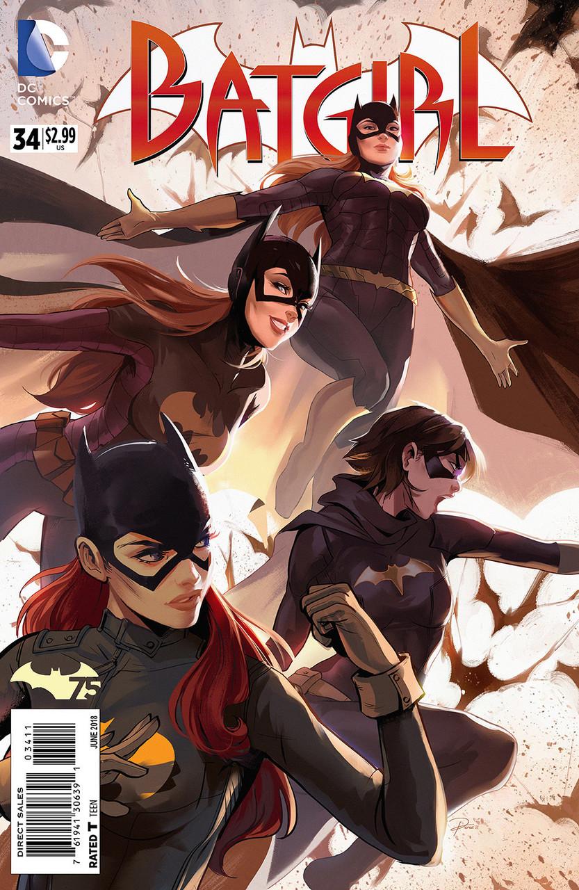 """Roanna Peroz  - """"Batgirl"""""""