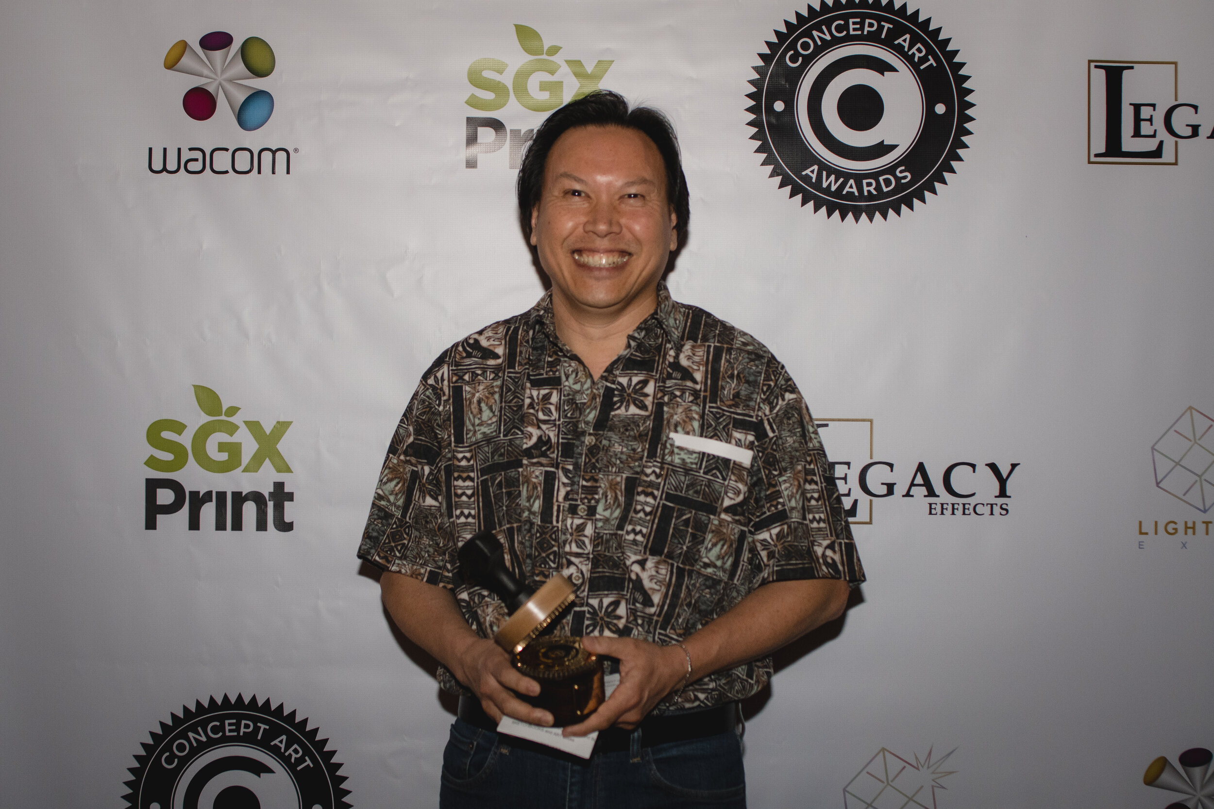 Stuart Ng- LightBox Community Icon Winner