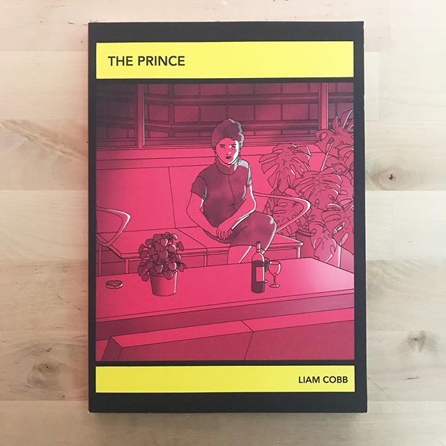 """The Prince by @_liamcobb_ // A stilted marriage is disturbed with the arrival of an unexpected amphibious guest. This tightly stylized narrative is equal parts Hitchcockian suspense and Lovecraftian horror. Everyone knows the fairy tale of """"The Frog Prince"""" but you've never heard it told like this. Published via @retrofitcomics"""