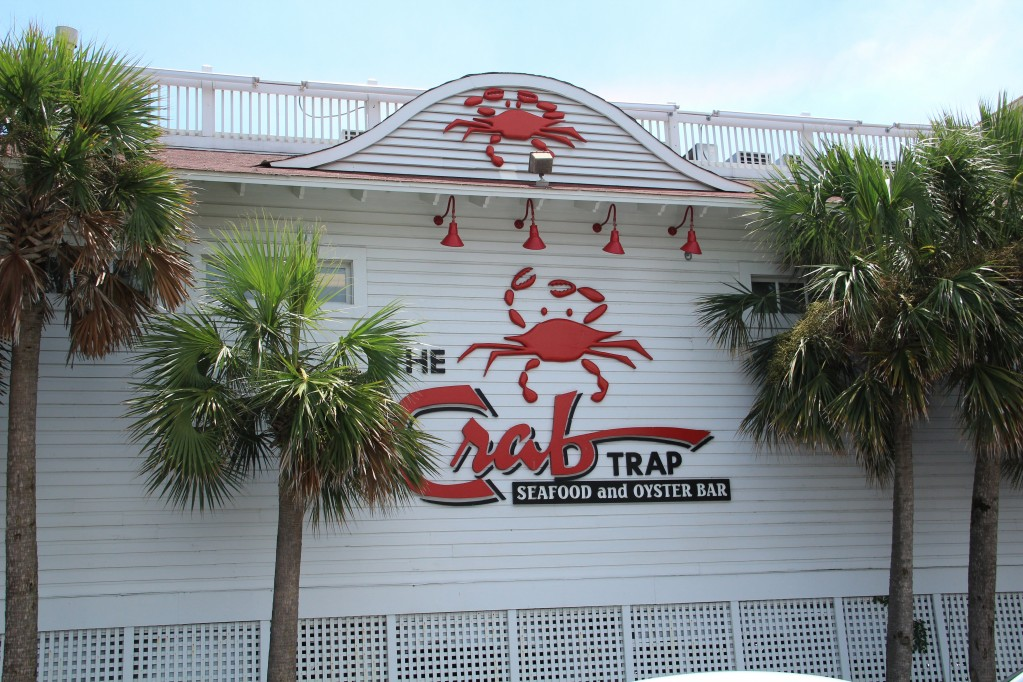 The Crab Trap Seafood And Oyster Bar