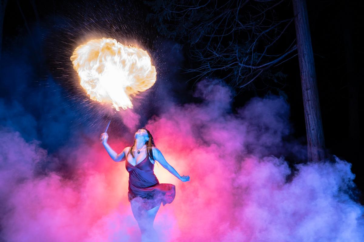 Ziva on Fire