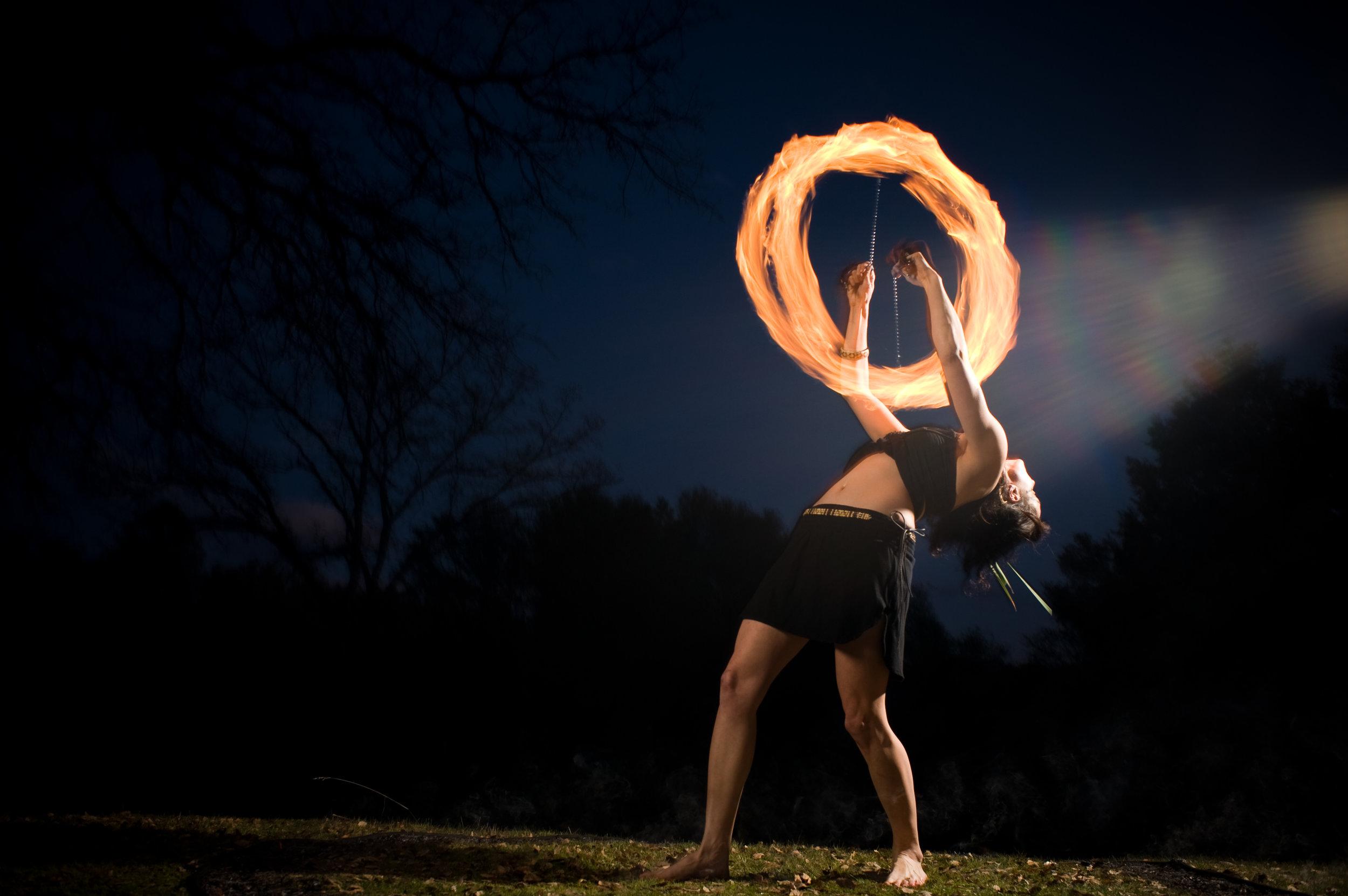 Ziva - Tribal Fire