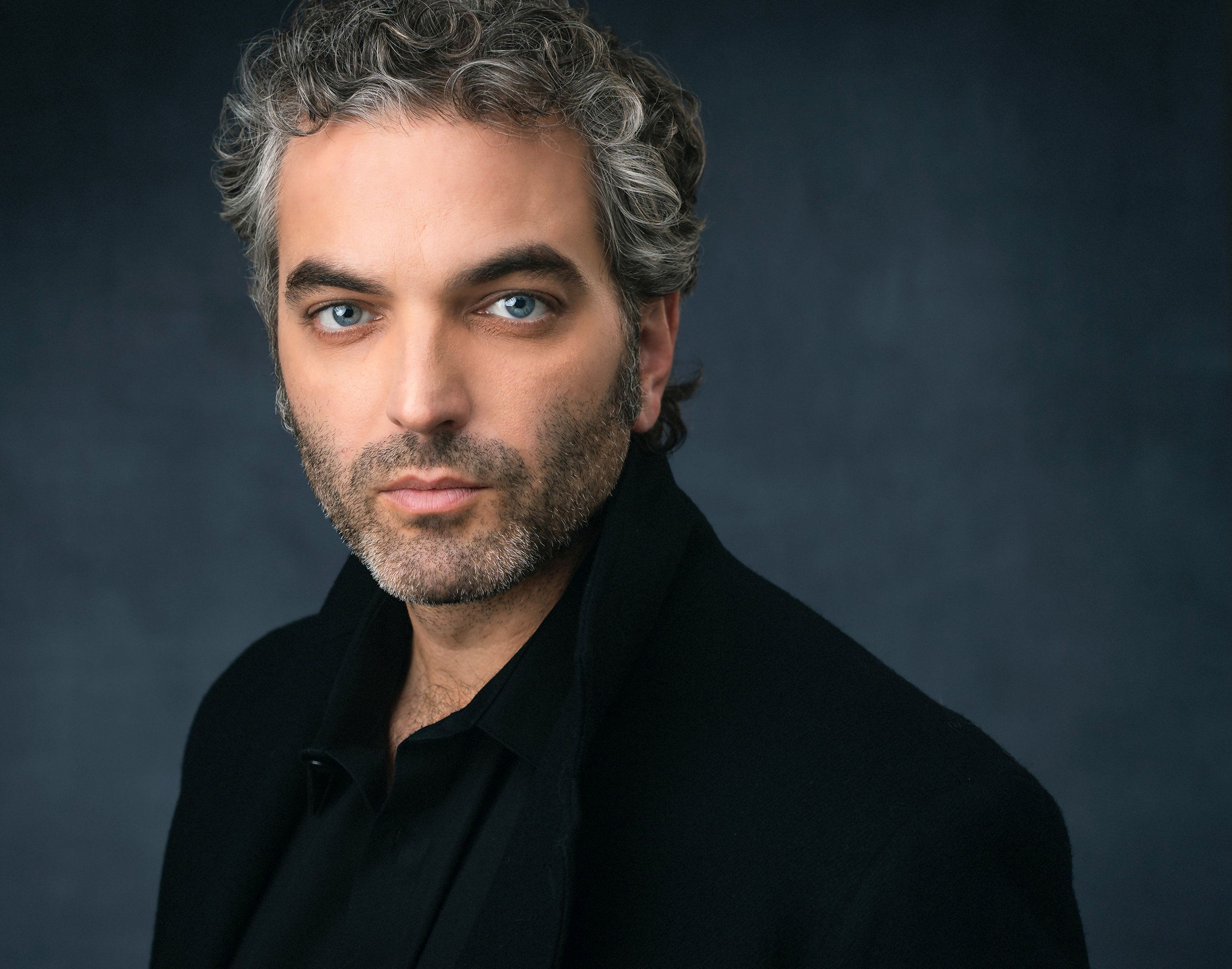 Actor, Producer & Teacher, Benjamin Mathes