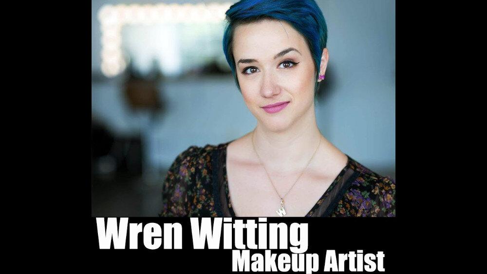 Wren Witting Makeup -