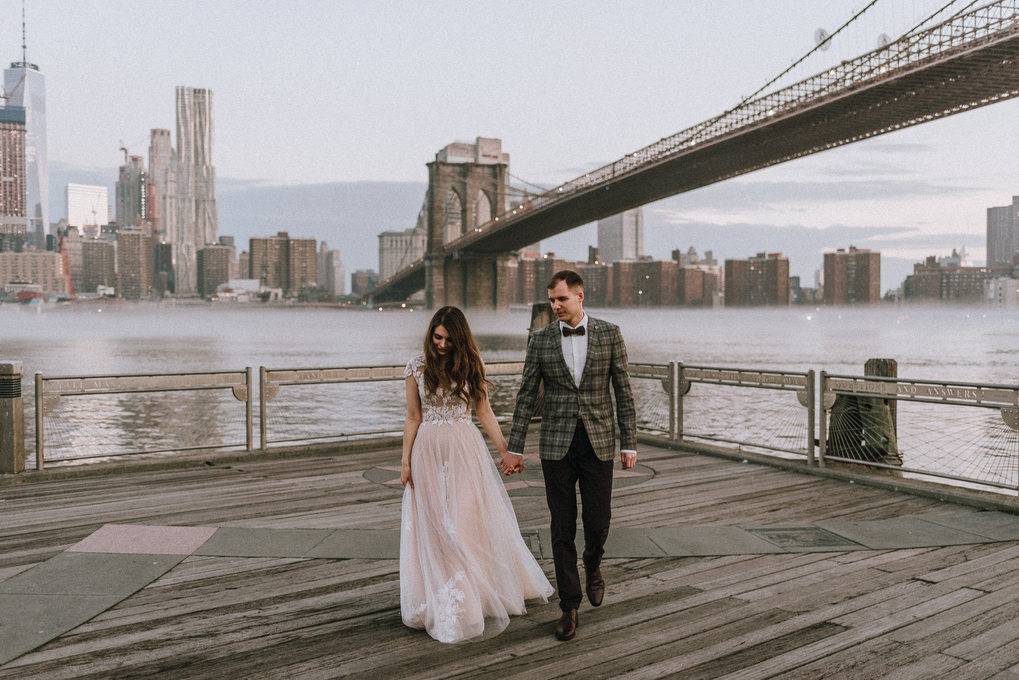 How To Elope In New York City Aesthetic Sabotage Wedding Elopement Photography New York