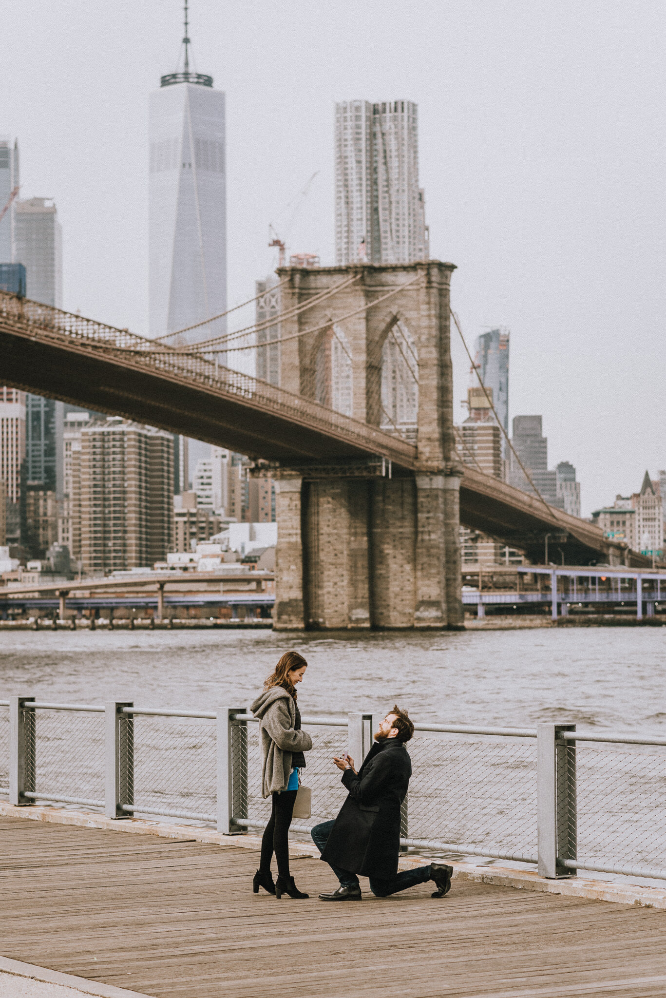 Where To Propose In New York Aesthetic Sabotage Wedding Elopement Photography New York