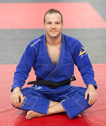 Head Of BJJ Prof. Matt Soroka