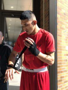Kids Boxing Coach Sabir Yousufzai