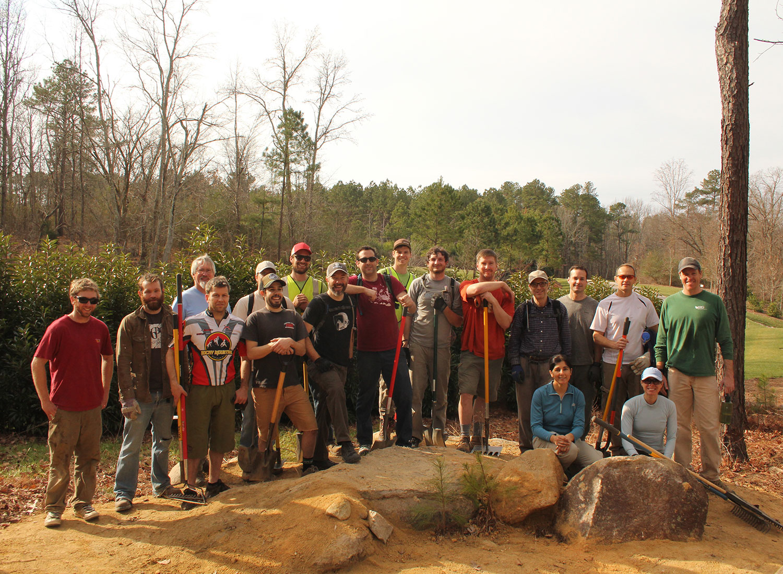 North Carolina Trail Builders | Elevated Trail Design