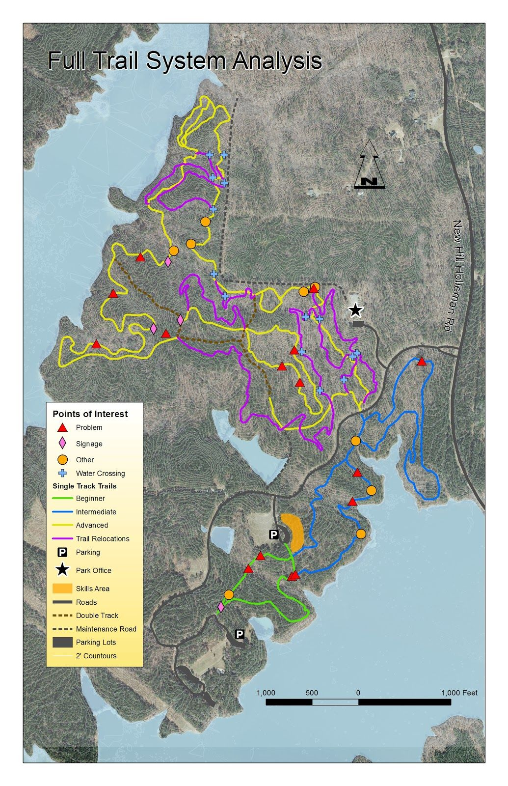 NC Trail Builders | Elevated Trail Design