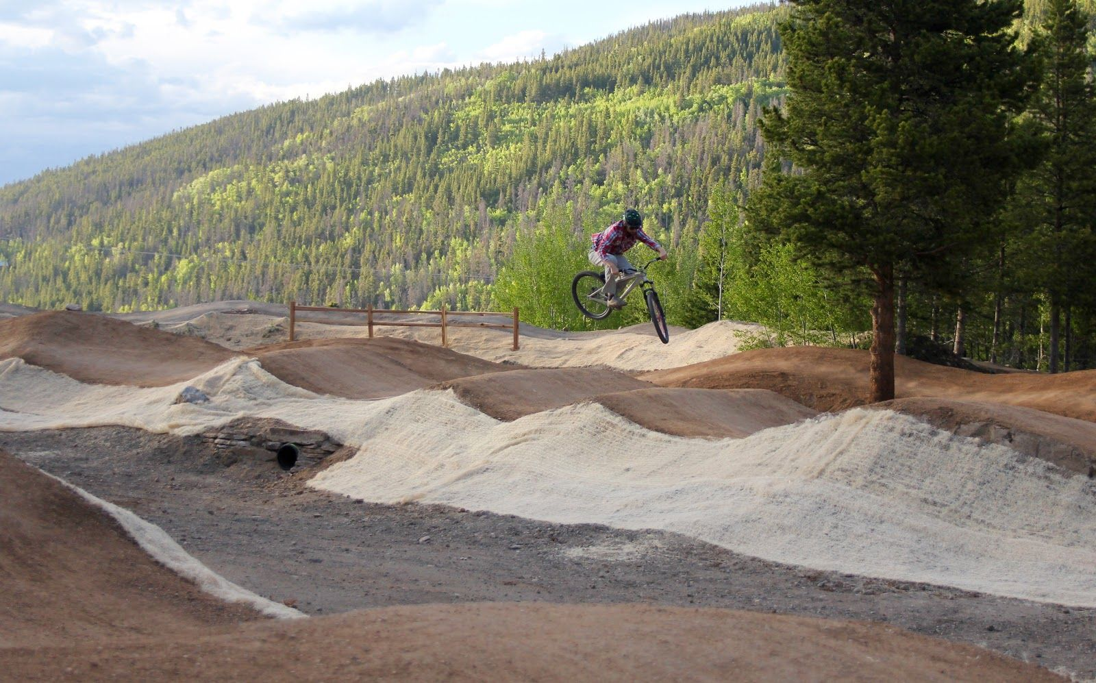 Bike Park Design   Elevated Trail Design