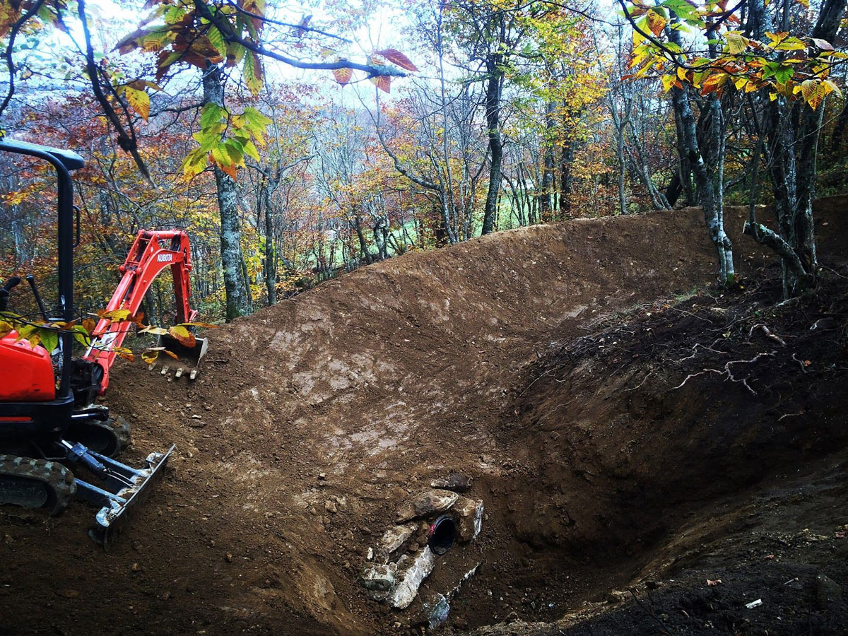 Bike Park Builders   Elevated Trail Design
