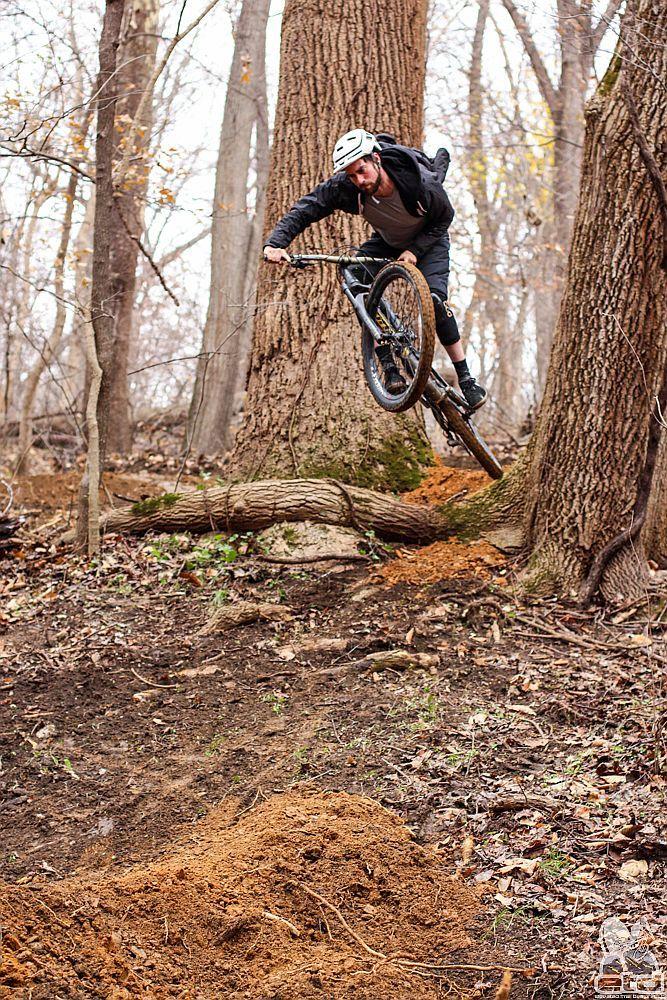 Bike Trail Builder   Elevated Trail Design