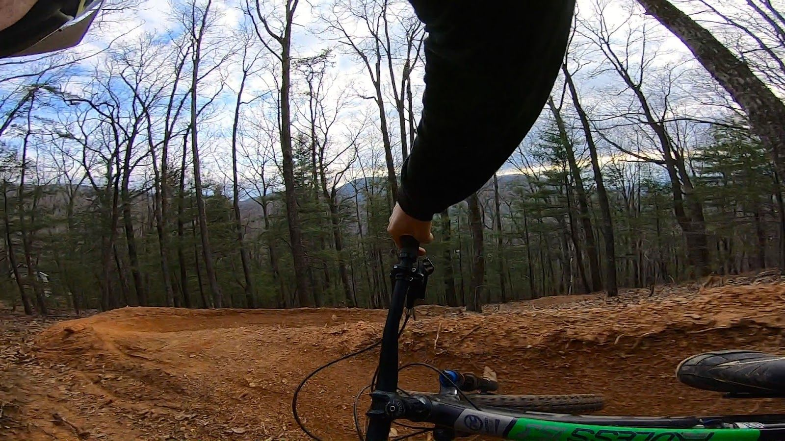 Mountain Biking Trail   Elevated Trail Design