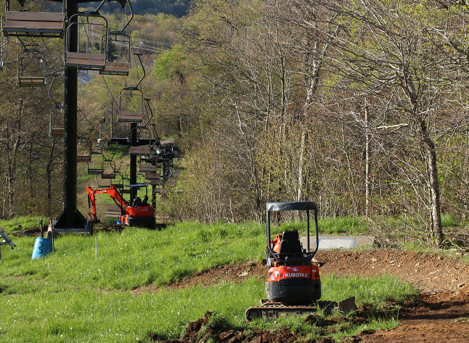 Asheville Trail Builders | Elevated Trail Design