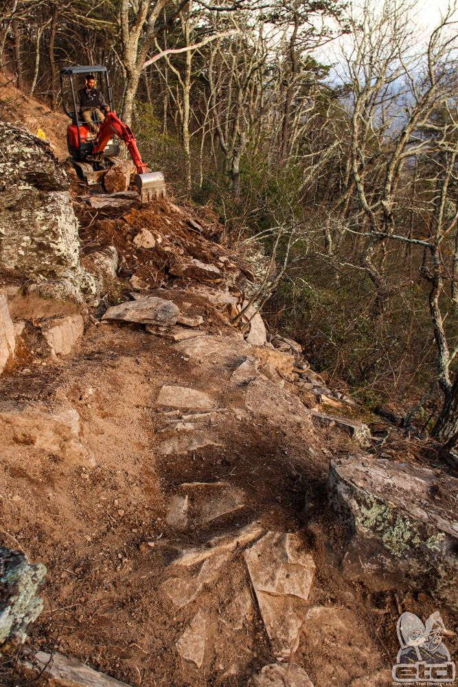 Shenandoah Valley Multi-Use Trail | Elevated Trail Design