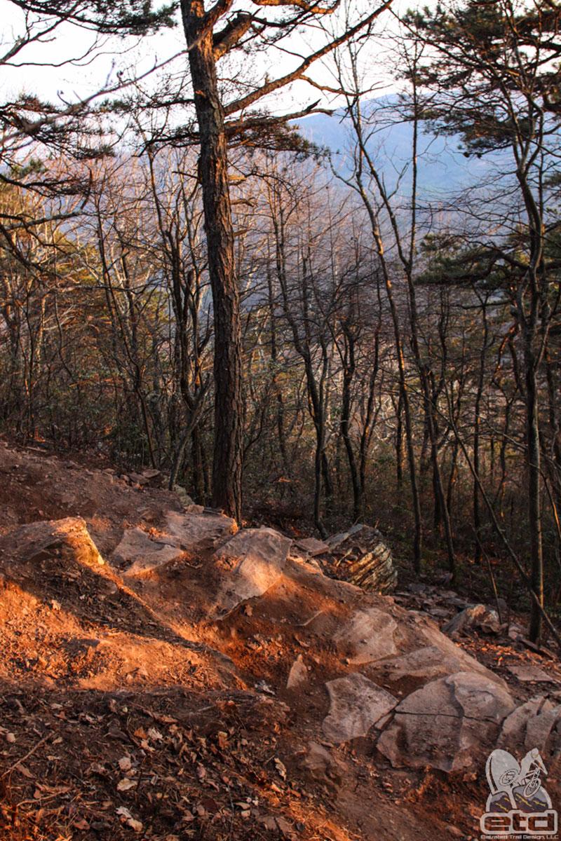 Shenandoah Valley Trail | Elevated Trail Design