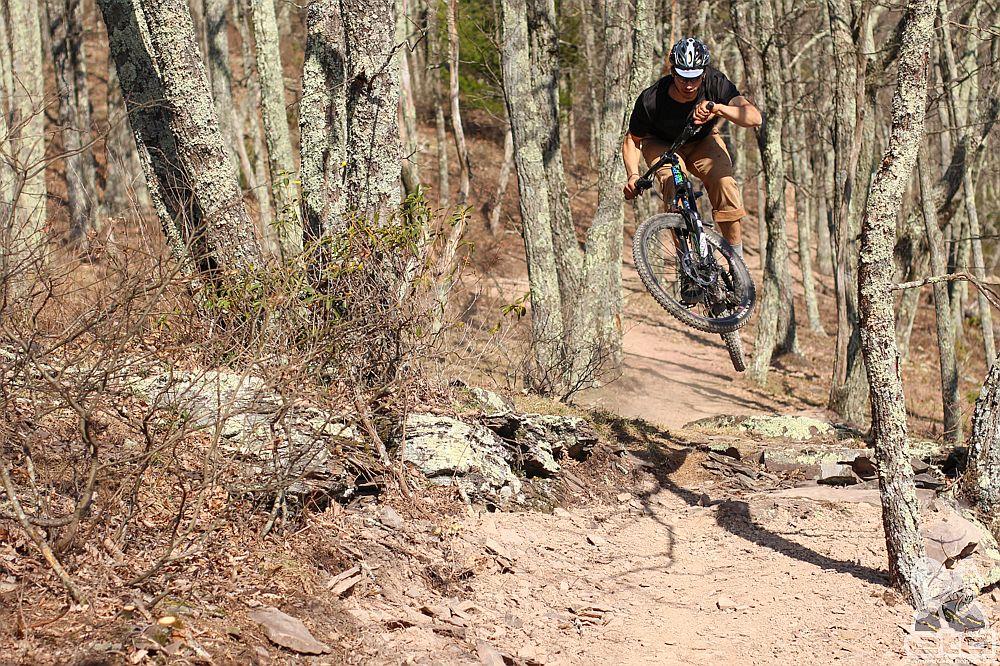 VA Trail Design | Elevated Trail Design