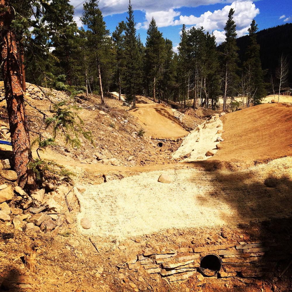 Colorado Trail Design Build  | Elevated Trail Design