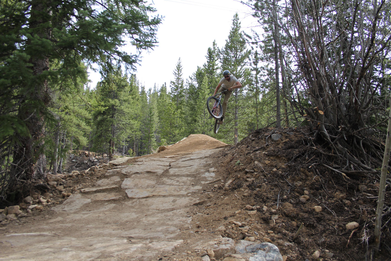 Bike Park Colorado | Elevated Trail Design