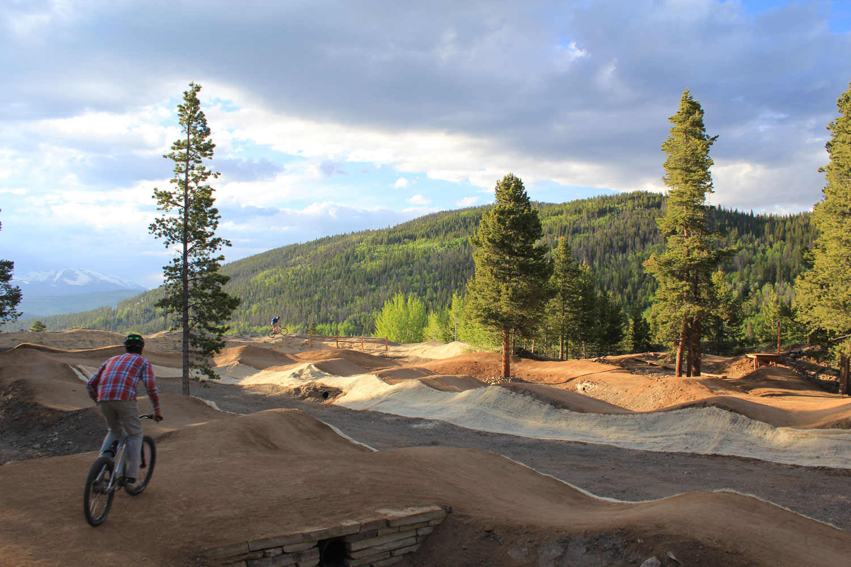 Breckenridge CO Bike Park | Elevated Trail Design