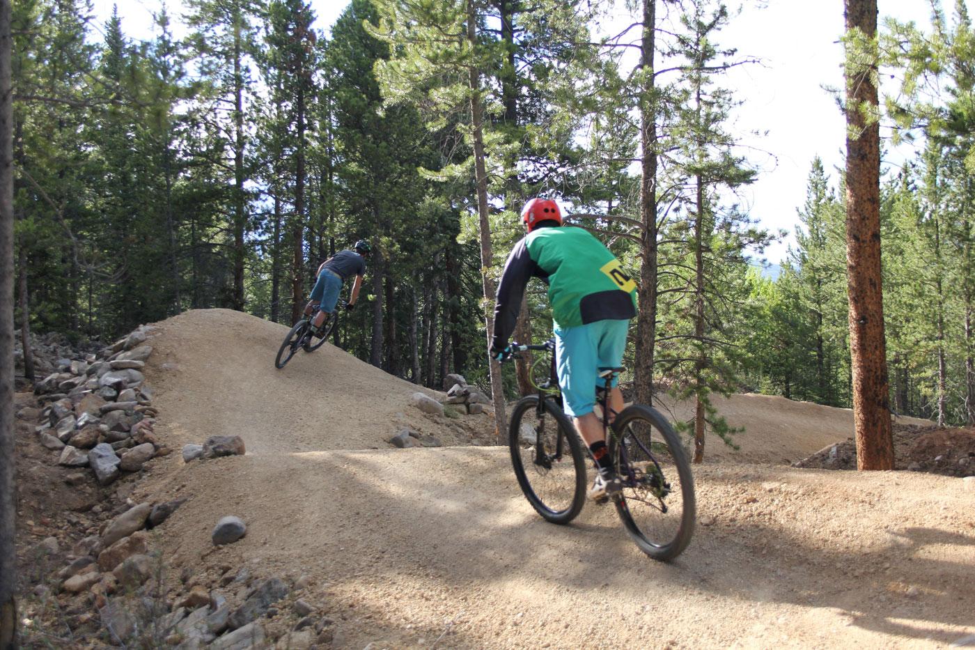 Bike Park Build | Elevated Trail Design