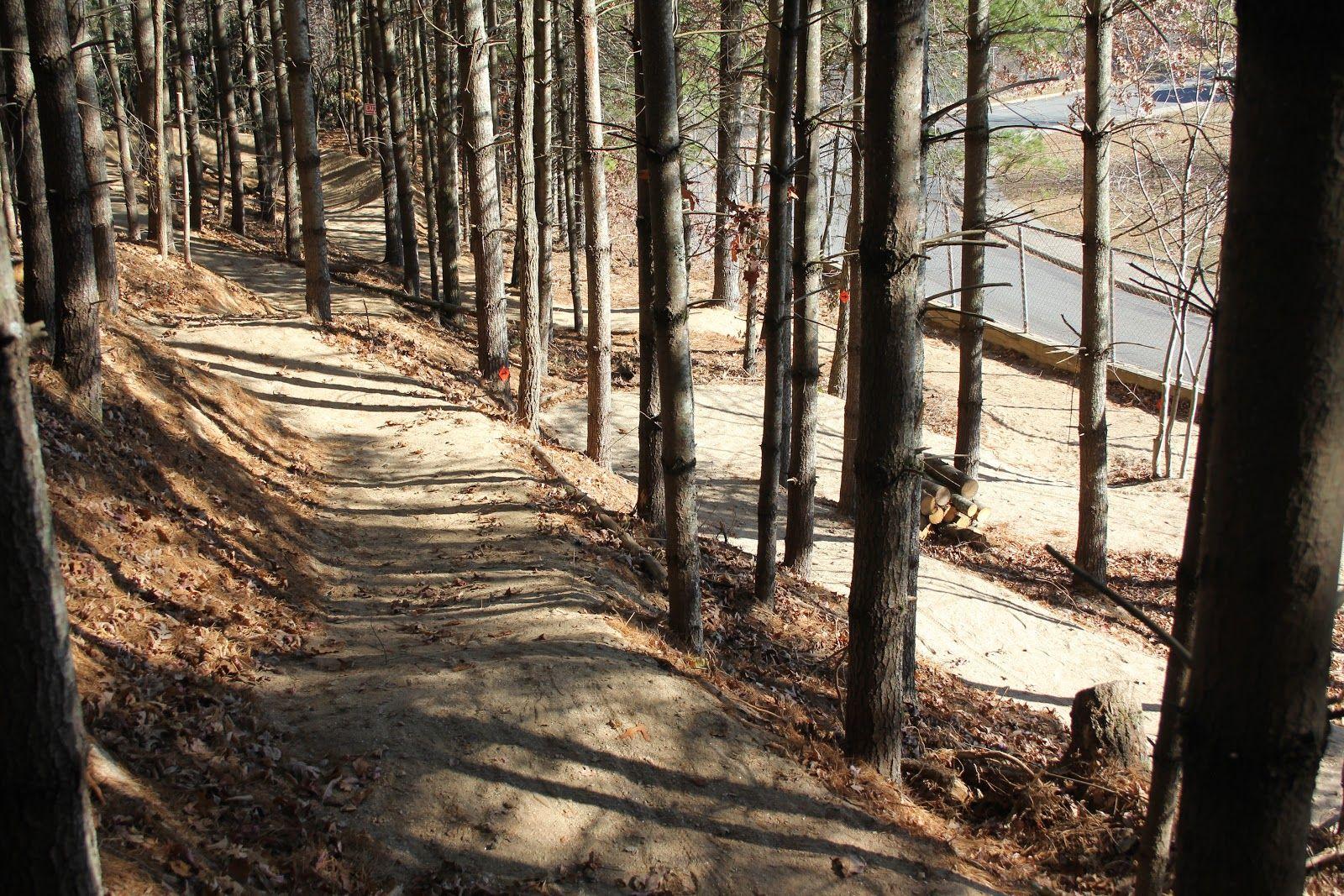 Spruce Pine Bike Trail | Elevated Trail Design