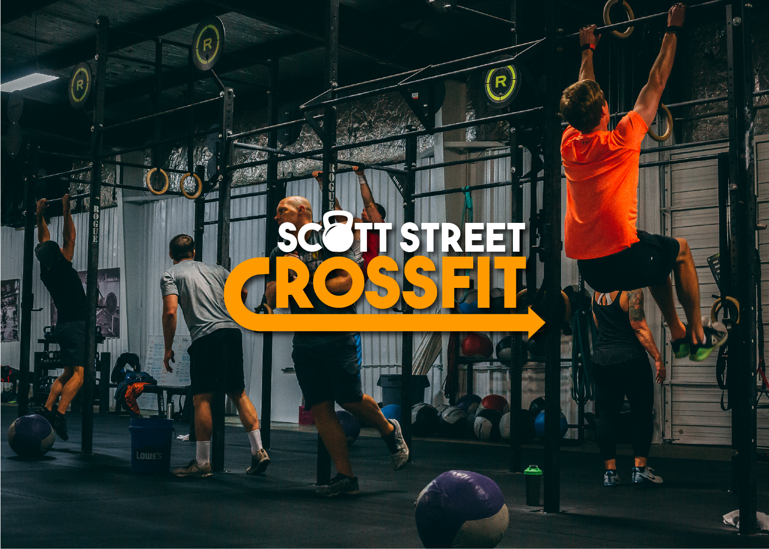 Scott Street Crossfit - Check out our 45 & 60 minute coach led CrossFit classes. Become a member or drop in!