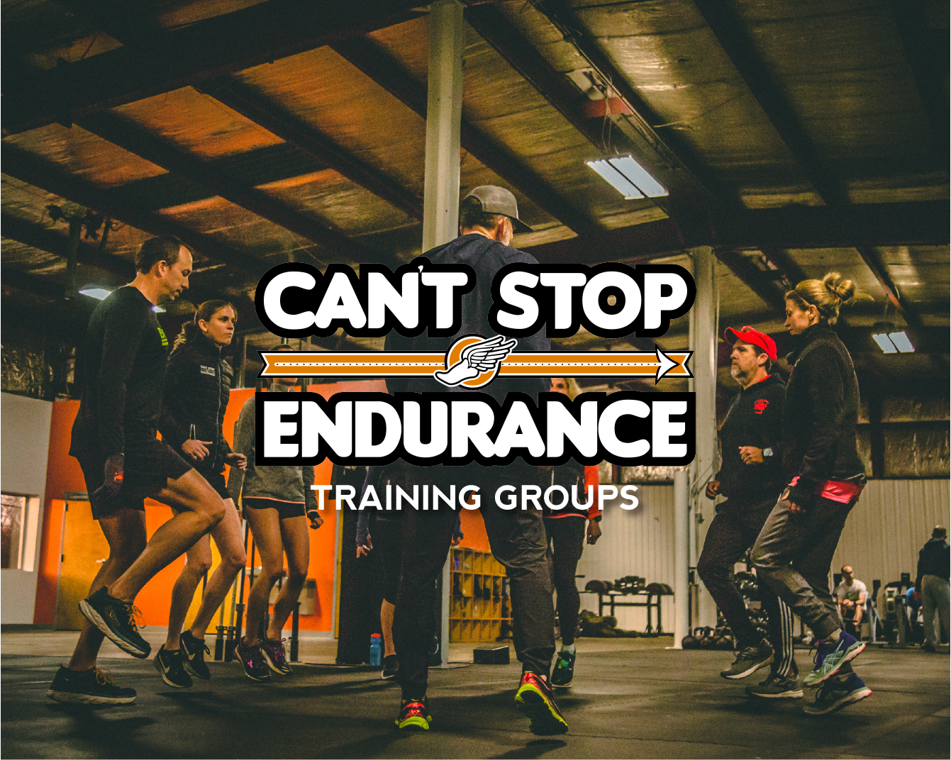 Can't Stop Endurance Training - Join Can't Stop Endurance at the S2F Performance Lab for one of our Training Groups and run your best race!