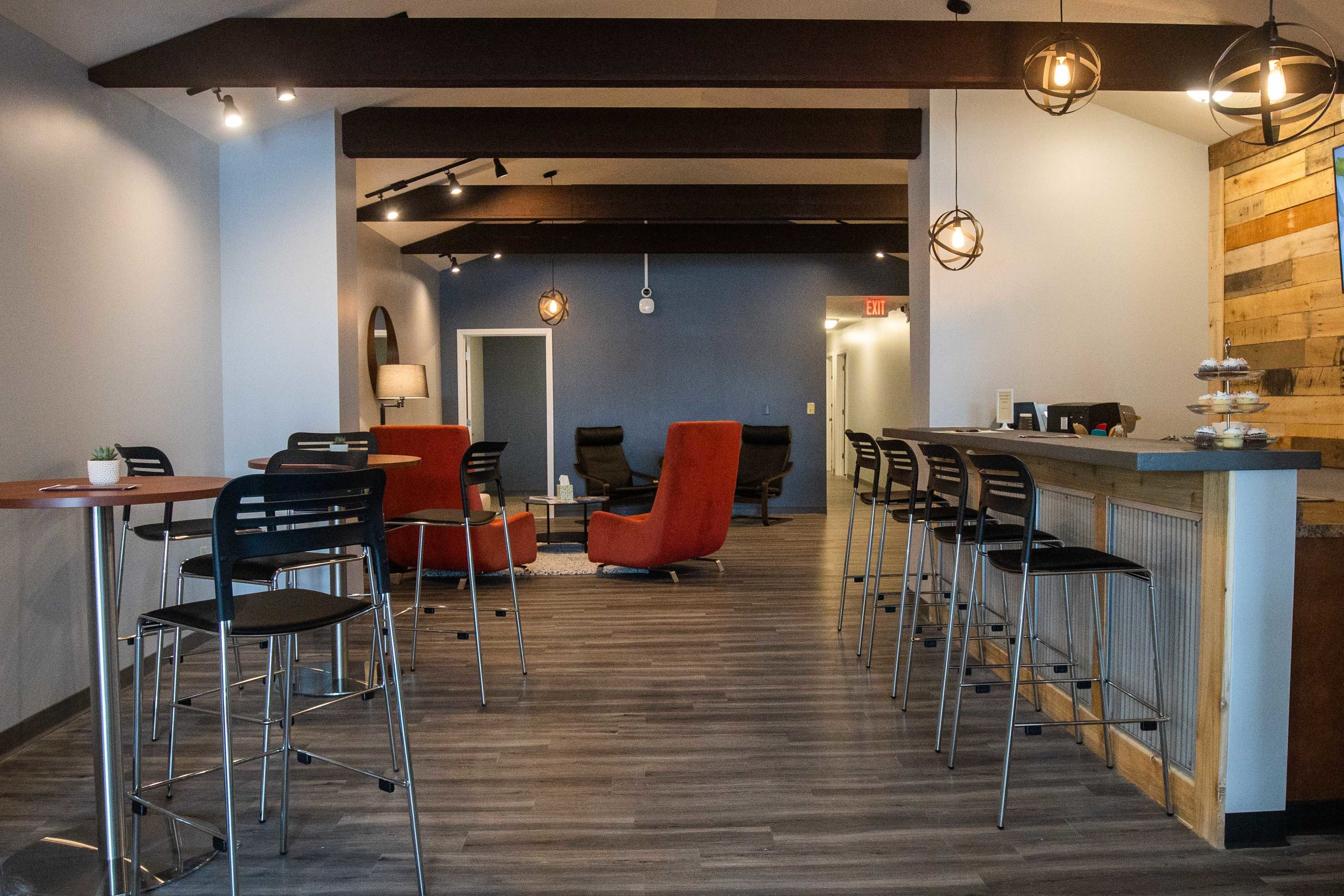 Event Space - Hold an annual meeting, birthday party, business outing, or other event in our event space.$60/Hour During Business Hours (9am-5pm)$75/Hour Non-Business Hours