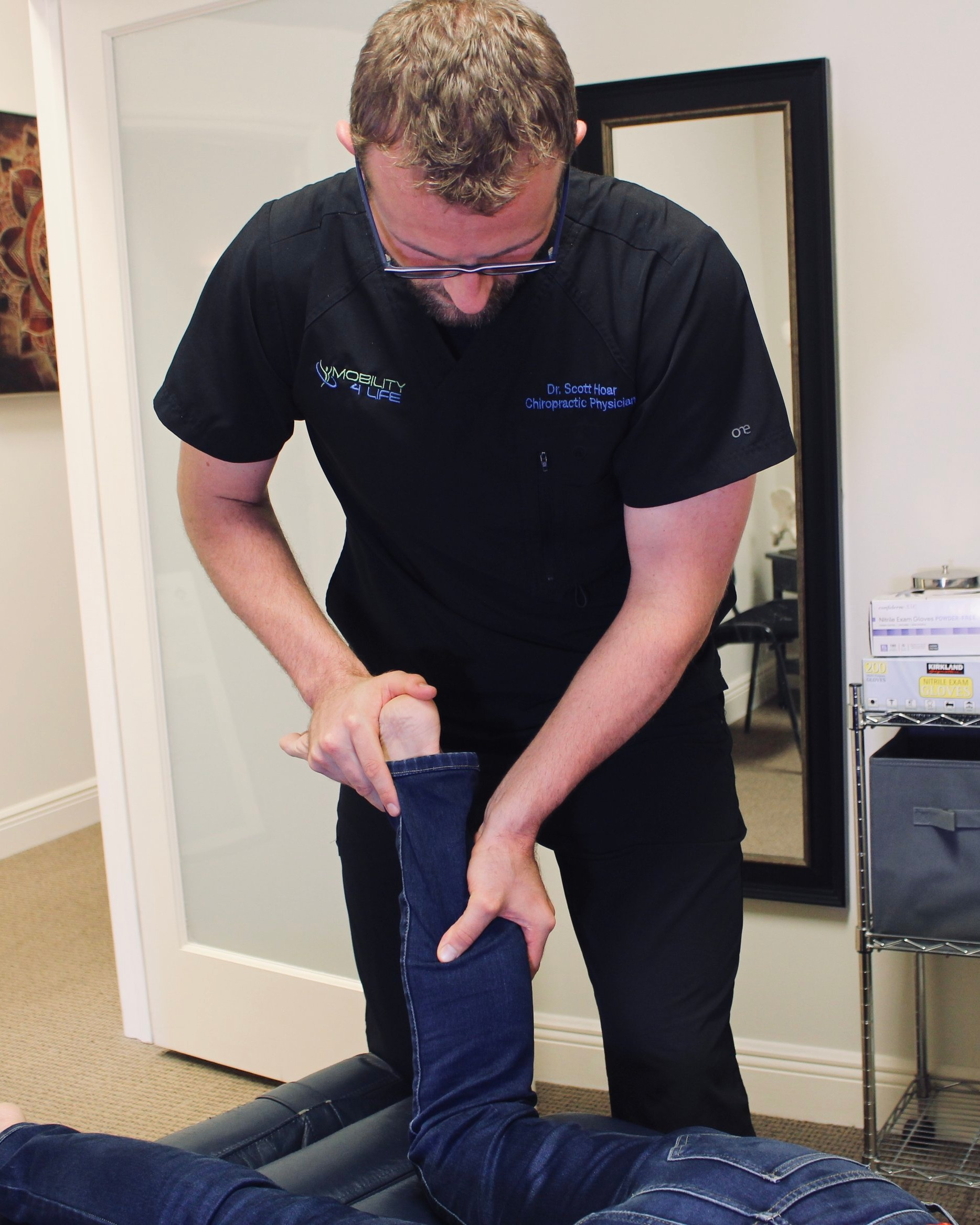 Soft Tissue Treatment - Active Release Technique, Graston & More for Shoulder and Knee Pain