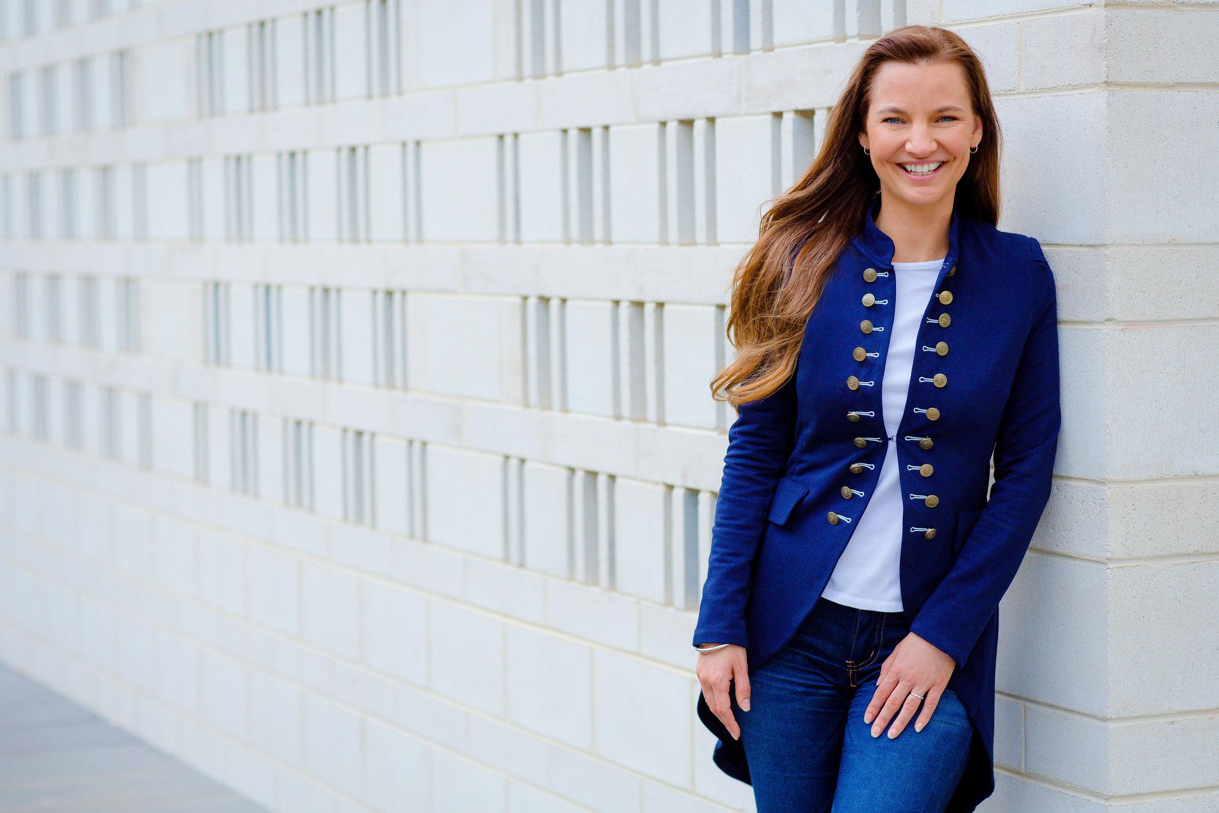 Anneli Blundell - Women to Watch YMag
