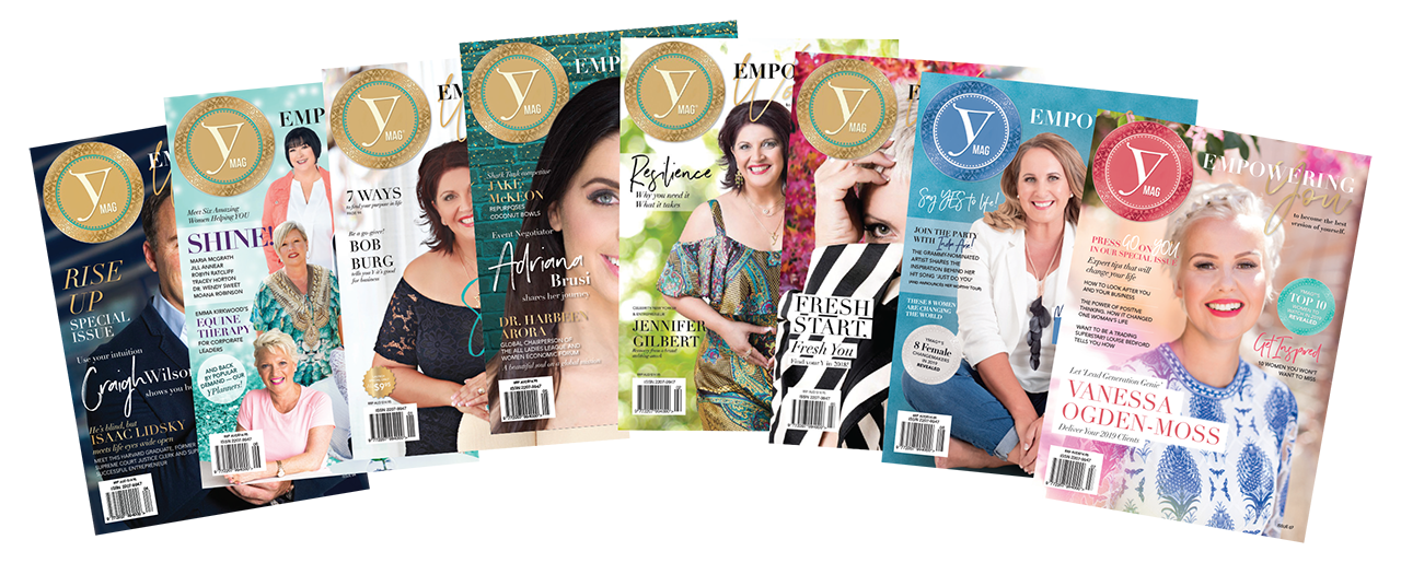 YMag Australia - Womens Business Magazine, advice, support and inspiration for female business owners