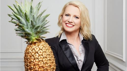 Louise Sparkes Howarth - Louise, of Pineapple Marketing and Promotions, is on a mission to help small businesses stand out like a pineapple, both in life and online.