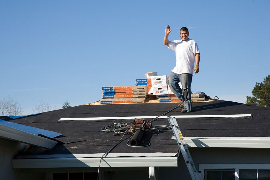 How to hire the best roofer… in 4 easy steps -