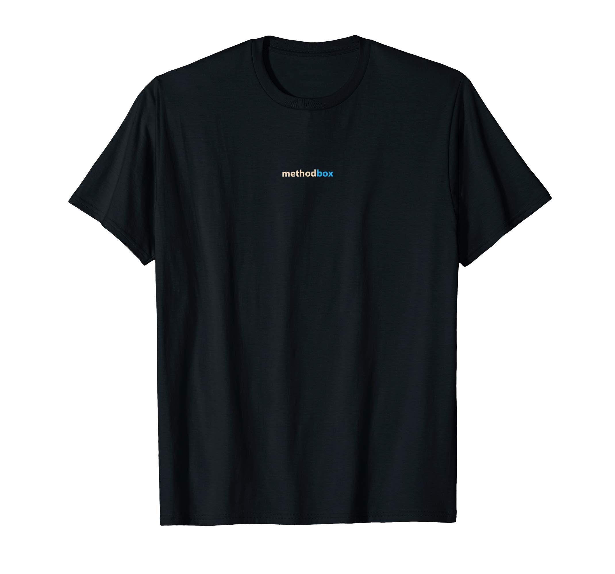 Methodbox T-Shirt - $12.99 - Free Shipping