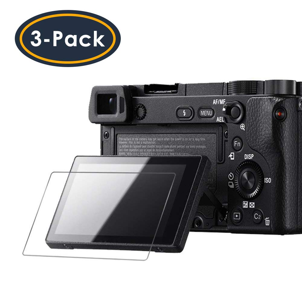 Glass Screen Protectors for Sony a6500