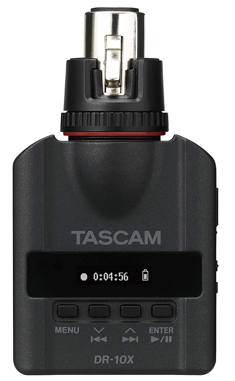 Tascam DR-10X Audio Recorder for XLR