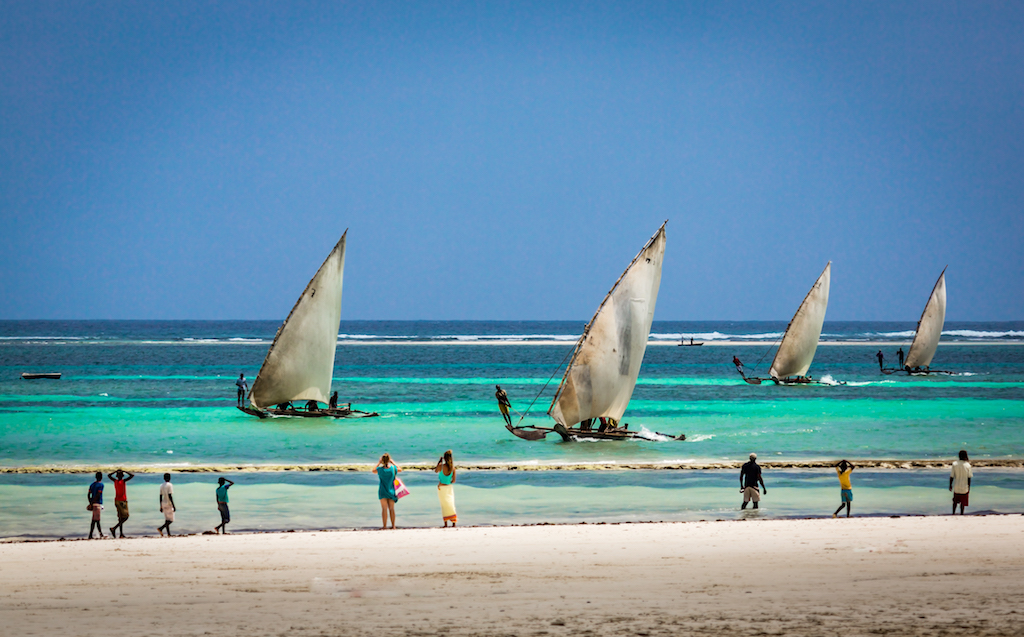 sailing kenya