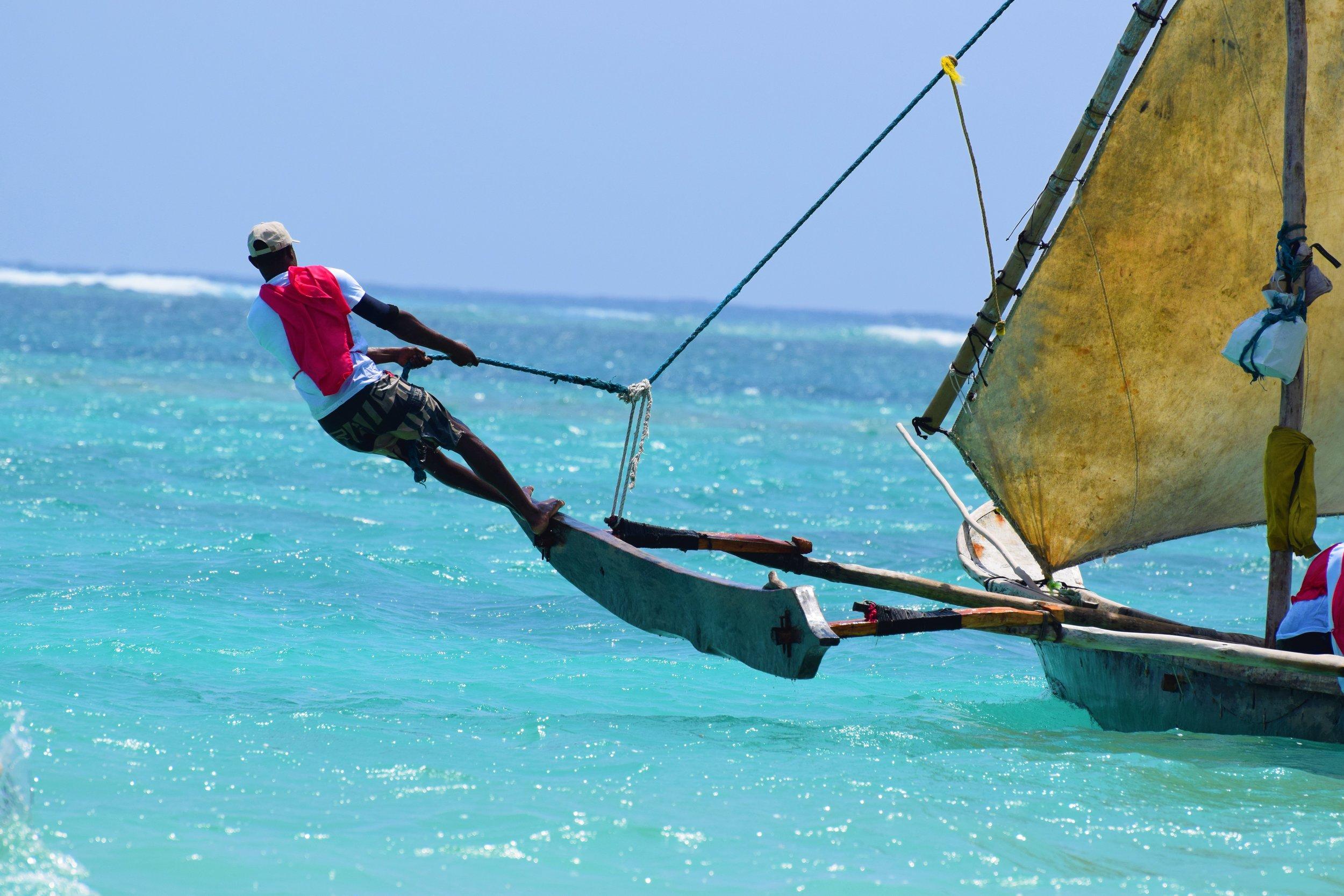 edging hard diani regatta kenya