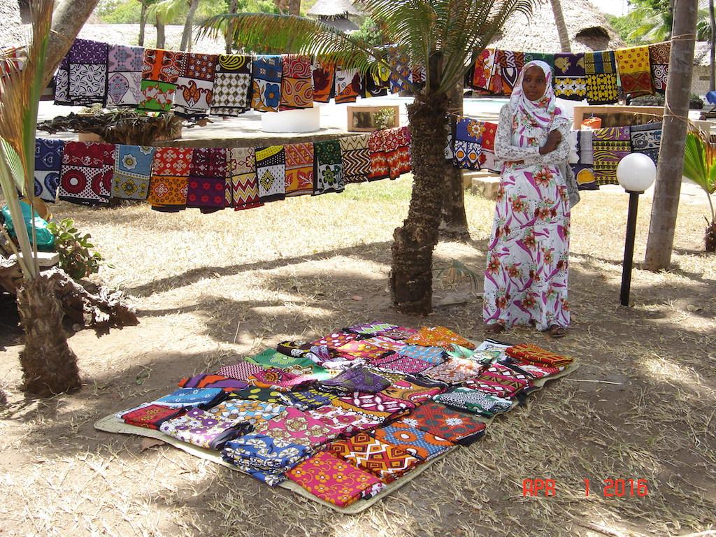 Lesso for sale at Diani Regatta Kenya