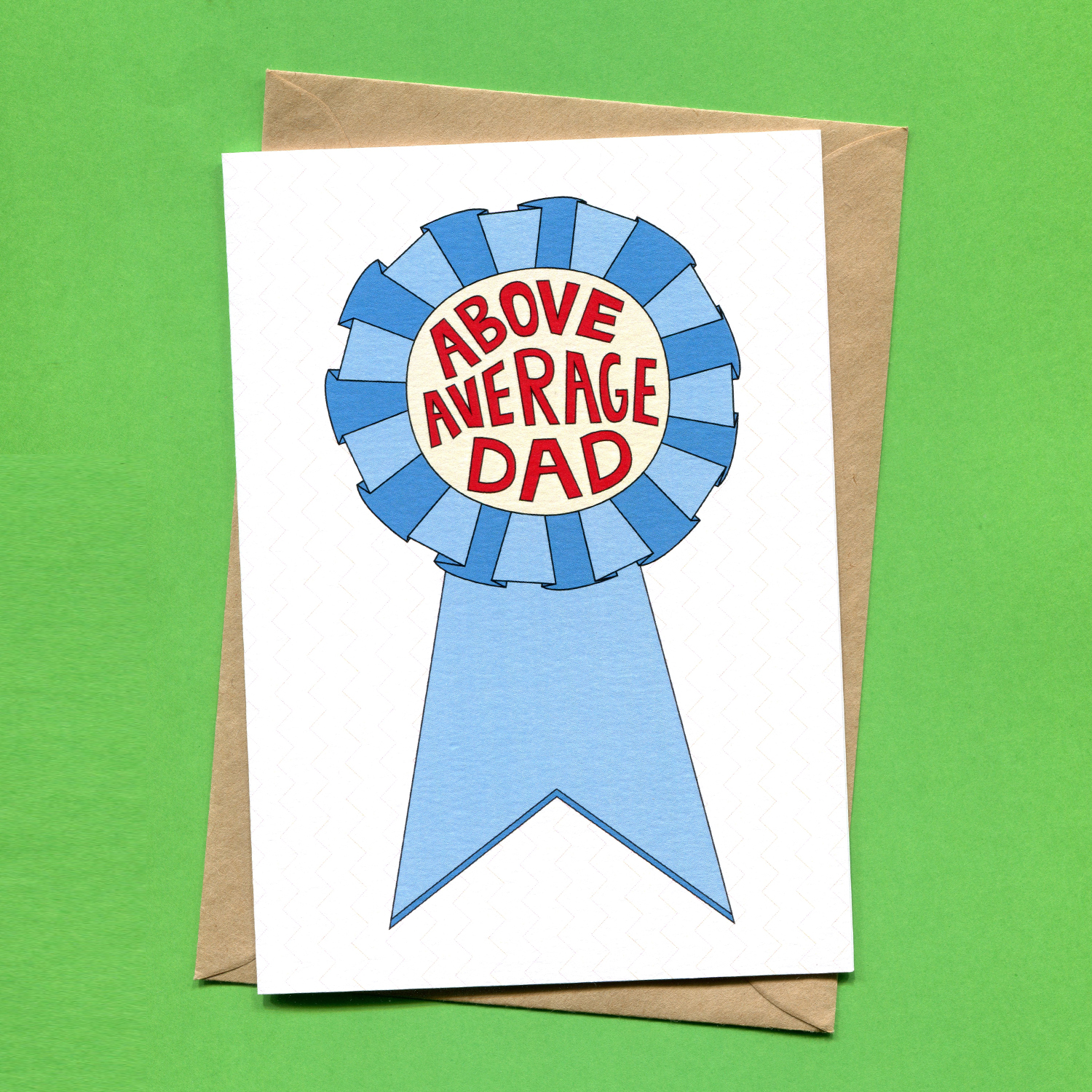 Catalogue_Things by Bean Above Average Dad Funny Ribbon Fathers Day Card.jpg