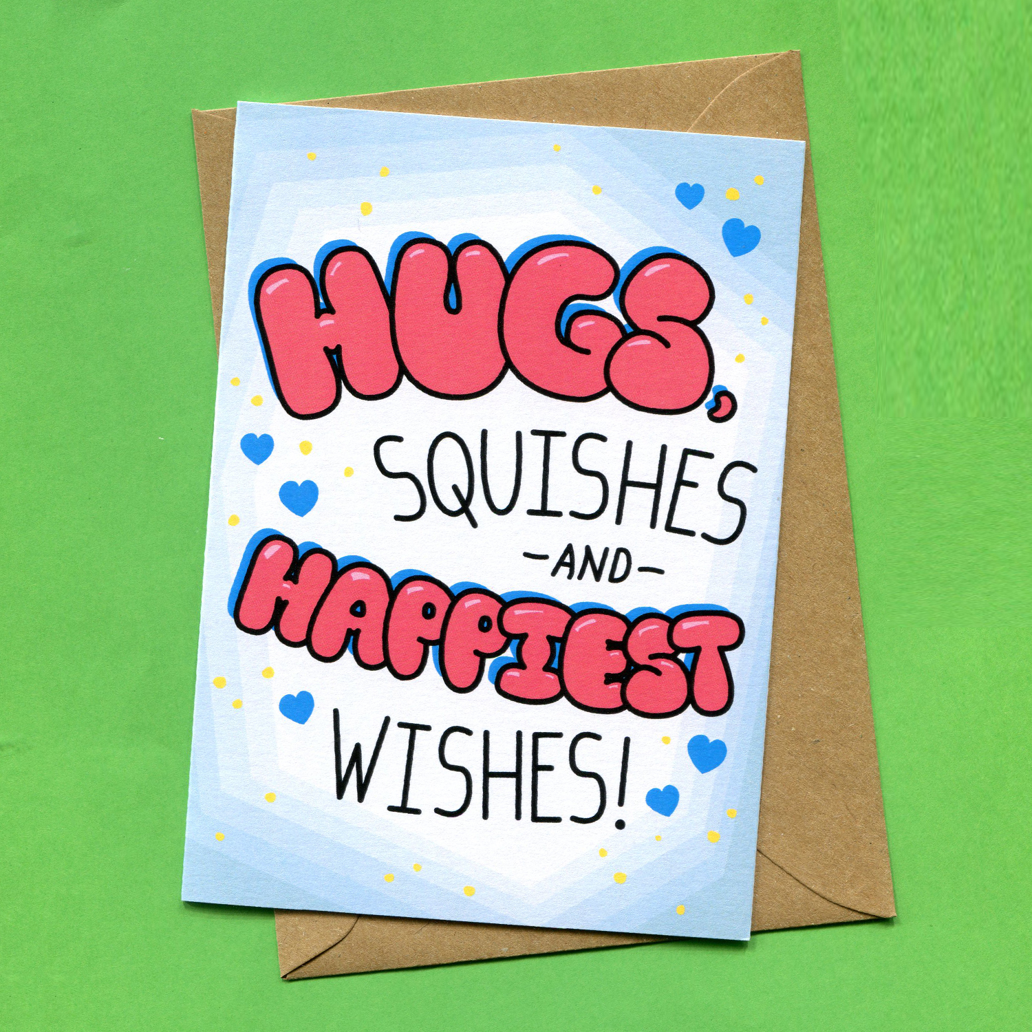 Catalogue_Things by Bean Hugs and Squishes and Happiest Wishes Greeting Card.jpg
