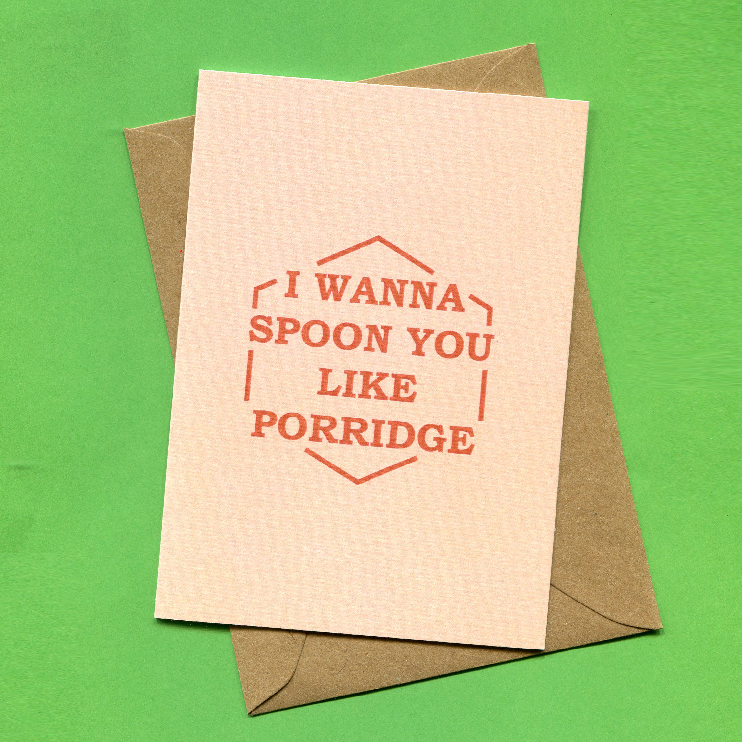 Catalogue_Things by Bean I Wanna Spoon You Like Porridge Greeting Card New.jpg