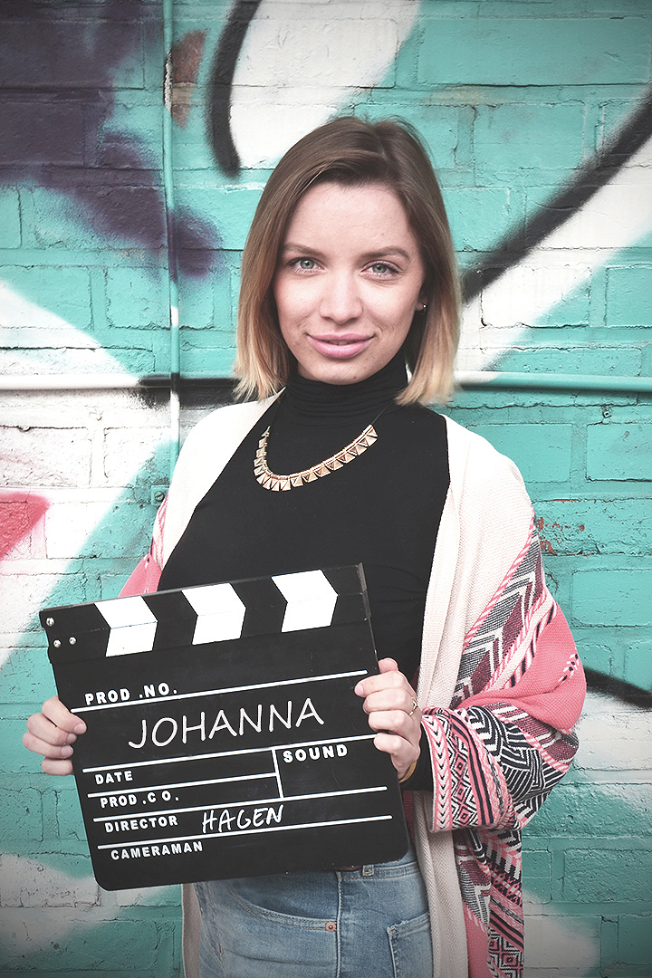 Johanna - PROJECT COORDINATORResearch, Creativity, Sören's Font Decoding, Team Entertainment